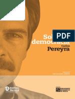 0 Libro-Carlos Pereyra Sobre La Democracia