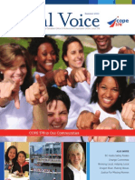 Local Voice & Financial Report August 2014