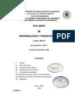 Silabus Microbiología