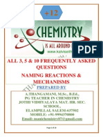 12th Chemistry Frequenly Asked Questions(3,510Marks)-Published (1)