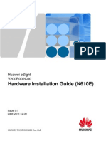 Huawei eSight Hardware Installation Guide (N610E)(V200R002C00_01).pdf
