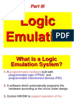 FPGA Logic Emulation and Reconfigurable Systems