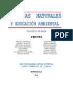 C. NATURALES Proyecto de Area 2014 (2)