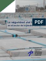 La Seguridad Vial Laboral en El Sector de La Piedra Natural