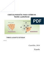 000cristalografiaiparaquimicos Teoriaypracticaspdf 091128082335 Phpapp02
