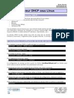 Serveur DHCP Sous Linux