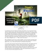 Short Report on disney movie