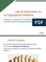 1. Los Sistemas de Información en La Organización Moderna FV 1