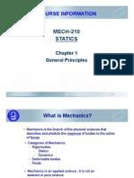 MECH-210 Ch01 General Principles