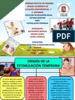 trabajodeestimulaciontemprana-120926124540-phpapp01