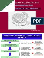 Clase i Diseño de Tajo Abierto Pg