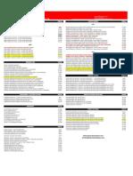 Lista Precios Binauralcomputer