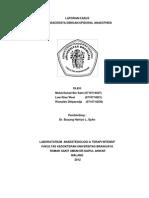 Laporan Kasus Anestesi Hernia Inguinalis Lateralis
