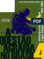 A Questão Agrária No Brasil- João Pedro Stedile