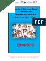 Acuerdos de Convivencia Escolar y Comunitaria de La ROP20132014 (Autoguardado)