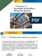 Transformação de Tensões e Critérios de Falhas1