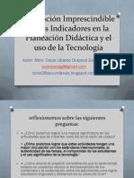 La Función Imprescindible de Los Indicadores y El Uso de La Tecnología (1)