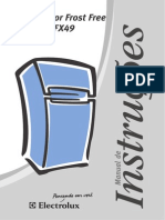 Manual Geladeira DFN49