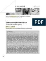 TURNER,B.S. On the concept of axial space Orientalism and the originary.pdf