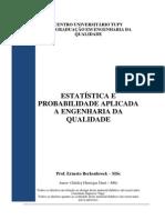 Apostila Probabilidade e Estatistica