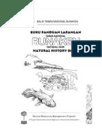 Bunaken Natural History Book