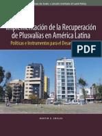 SMOLKA 2349 1689 Implementacion de La Recuperacion de Plusvalias