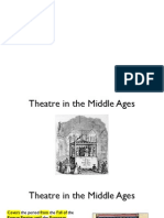 Theatre in the Middle Ages