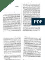 Polanyi - Aristotle discovers the economy