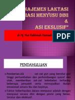 IMD & Asi Ekslusif