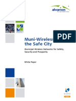 Wireless and the Safe City