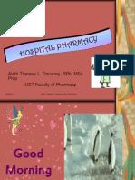 The Hosp Phar
