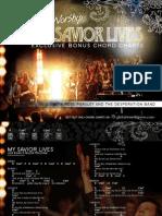 New Life Worship - MySaviorLives (Music Book)