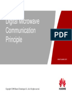 1. Digital Microwave Communication Principle ISSUE 1.01
