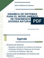 Dinámica de Sistemas Para El Modelamiento Semana 1