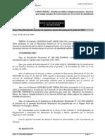 Factor Kalp 2003 Alumbrado Publico