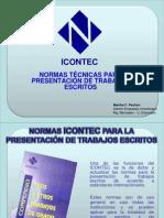 Normas ICONTEC Para Elaborar Trabajos