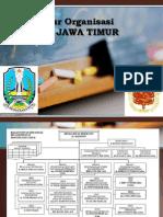 Struktur Organisasi Dinkes Jawa Timur