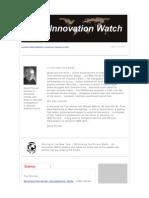 IW Newsletter 8.25 - December 5, 2009