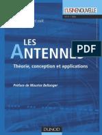 LES ANTENNES-Théorie, Conception Et Application