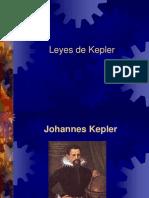 Leyes de Kepler. Presentación