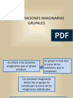 Las Formaciones Imaginarias Grupales Sexto 16-04