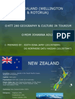New Zealand (Wellington and Rotorua)