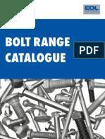 EDL Bolt Catalogue