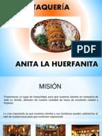 Taqueria La Huerfanita