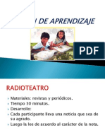 Diapositivas -Sesión de Aprendizaje III