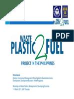 8 P2F-Philippines BaselineData