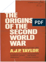 The Origins of the Second World War-Ajp Taylor