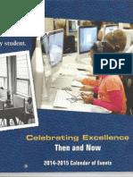 Wayzata Public Schools Print Calendar 2014-2015