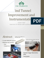 Wind Tunnel Improvement