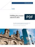 Fulfilling the Promise of Latin America's Cities